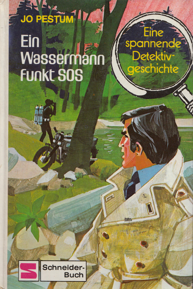 Band 7: Ein Wassermann funkt SOS