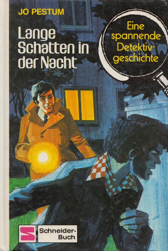Band 5: Lange Schatten in der Nacht