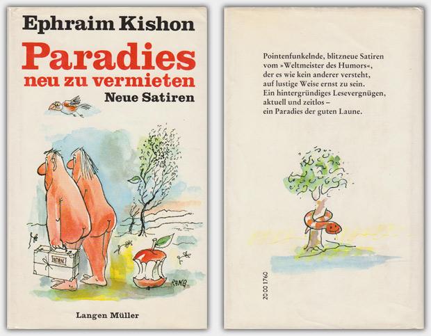 Paradies neu zu vermieten | 1979, 3. Auflage 1980