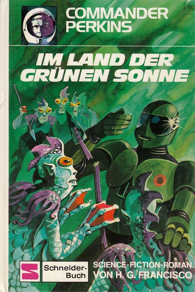 Band 4: Im Land der grünen Sonne